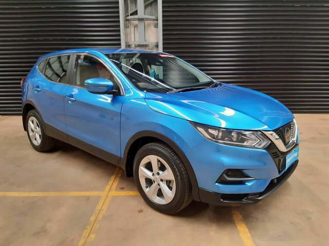 Used Nissan Qashqai J11 Series 2 ST X-tronic, 2018 Nissan Qashqai J11 Series 2 ST X-tronic Blue 1 Speed Constant Variable Wagon