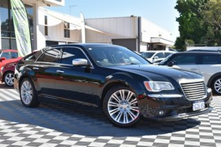 2013 Chrysler 300 LX MY13 C E-Shift Luxury Black 8 Speed Sports Automatic Sedan.