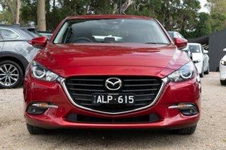 2016 Mazda 3 BN5478 Maxx SKYACTIV-Drive Red 6 Speed Sports Automatic Hatchback