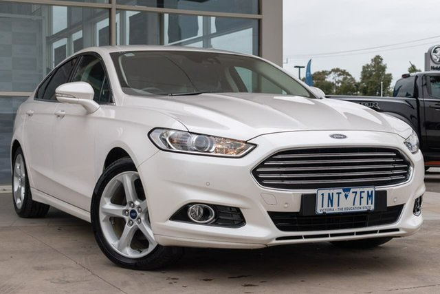 Used Ford Mondeo MD 2018.25MY Trend PwrShift, 2018 Ford Mondeo MD 2018.25MY Trend PwrShift 6 Speed Sports Automatic Dual Clutch Hatchback