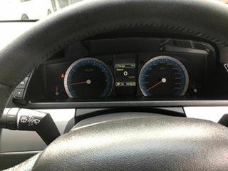 2011 Ford Falcon FG MK2 XR6 Silver 6 Speed Auto Seq Sportshift Utility