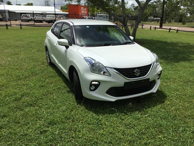 New Suzuki Baleno  GL (Qld), 2020 Suzuki Baleno GL (Qld) White 4 Speed Automatic Hatchback