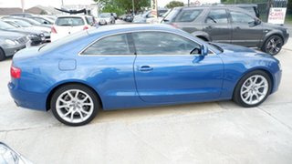 2009 Audi A5 8T MY09 Multitronic Blue 8 Speed Constant Variable Coupe