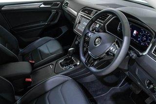 2019 Volkswagen Tiguan 5N MY19.5 110TSI Comfortline DSG 2WD Allspace White 6 Speed