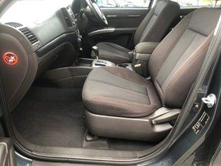 2012 Hyundai Santa Fe CM MY12 Elite CRDi (4x4) Grey 6 Speed Automatic Wagon