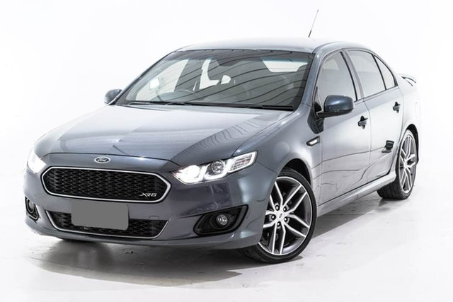 Used Ford Falcon FG X XR6, 2015 Ford Falcon FG X XR6 6 Speed Sports Automatic Sedan