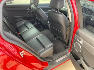 2012 Holden Commodore VE II MY12.5 SV6 Sportwagon Z Series Red 6 Speed Sports Automatic Wagon