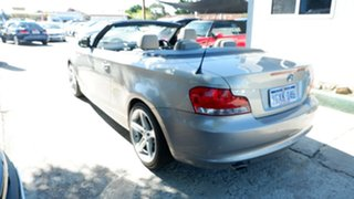 2009 BMW 120i E88 MY09 120i Silver 6 Speed Automatic Convertible