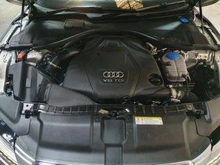 2011 Audi A7 4G Sportback S Tronic Quattro Silver 7 Speed Sports Automatic Dual Clutch Hatchback