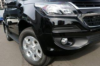 2020 Holden Trailblazer RG MY20 LT (4x4) Mineral Black 6 Speed Automatic Wagon.