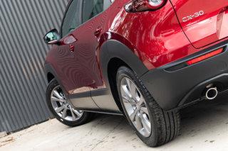 2020 Mazda CX-30 DM2W7A G20 SKYACTIV-Drive Evolve Soul Red Crystal 6 Speed Sports Automatic Wagon