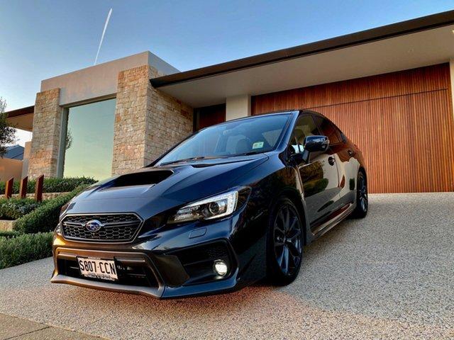 Demo Subaru WRX V1 MY19 Premium Lineartronic AWD, 2019 Subaru WRX V1 MY19 Premium Lineartronic AWD Dark Grey 8 Speed Constant Variable Sedan