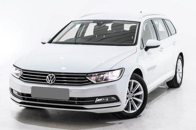 Used Volkswagen Passat 3C (B8) MY19 132TSI DSG Comfortline, 2019 Volkswagen Passat 3C (B8) MY19 132TSI DSG Comfortline White 7 Speed