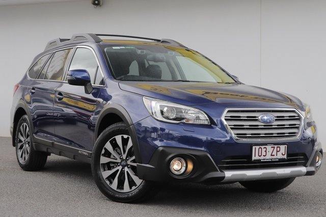 Used Subaru Outback B6A MY16 2.0D CVT AWD Premium, 2016 Subaru Outback B6A MY16 2.0D CVT AWD Premium Blue 7 Speed Constant Variable Wagon