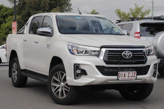 Demo Toyota Hilux  4x4, 2018 SR5 2.8L TD MAN DOUBLE CAB P/UP