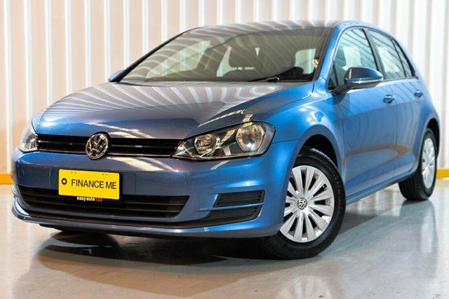 Used Volkswagen Golf VII MY16 92TSI DSG, 2016 Volkswagen Golf VII MY16 92TSI DSG Blue 7 Speed Sports Automatic Dual Clutch Hatchback