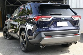 2019 Toyota RAV4 Axah52R Cruiser 2WD Saturn Blue 6 Speed Constant Variable Wagon.