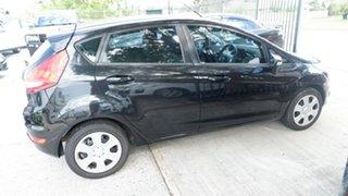 2011 Ford Fiesta WT CL Black 5 Speed Manual Hatchback