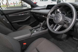 2020 Mazda 3 BP2H7A G20 SKYACTIV-Drive Evolve Snowflake White Pearl 6 Speed Sports Automatic