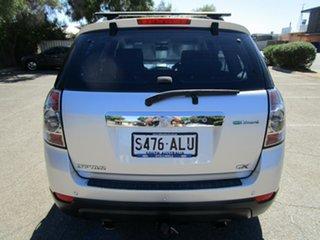 2012 Holden Captiva CG Series II 7 CX (4x4) 6 Speed Automatic Wagon