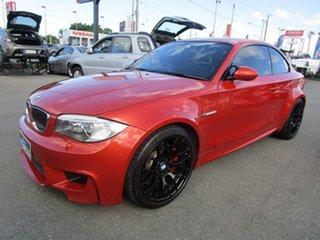 2012 BMW 1M E82 LCI MY0911 Orange 6 Speed Manual Coupe.