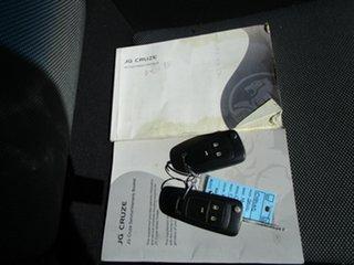 2011 Holden Cruze JG CD 5 Speed Manual Sedan