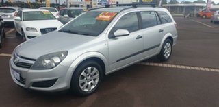 2009 Holden Astra AH MY09 CD Silver 4 Speed Automatic Wagon