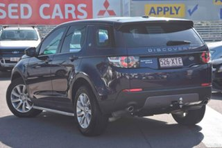 2015 Land Rover Discovery Sport L550 15MY SD4 SE Blue 9 Speed Sports Automatic Wagon.