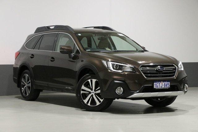 Used Subaru Outback MY19 2.5I Premium AWD, 2019 Subaru Outback MY19 2.5I Premium AWD Bronze Continuous Variable Wagon