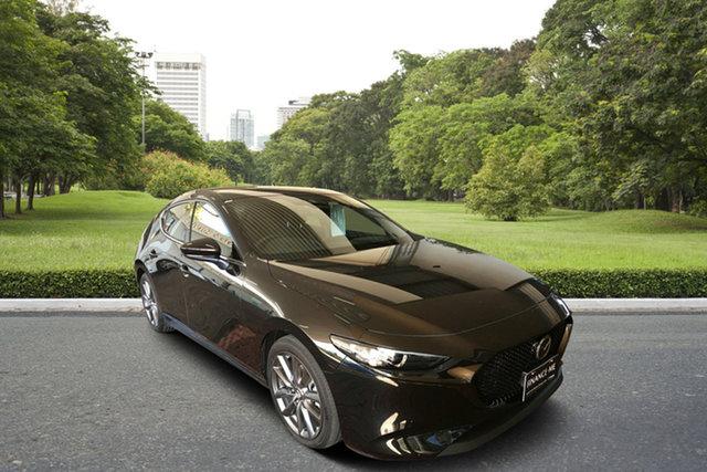 Used Mazda 3 BP2HLA G25 SKYACTIV-Drive GT, 2019 Mazda 3 BP2HLA G25 SKYACTIV-Drive GT Black 6 Speed Sports Automatic Hatchback