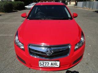 2011 Holden Cruze JG CD 5 Speed Manual Sedan.