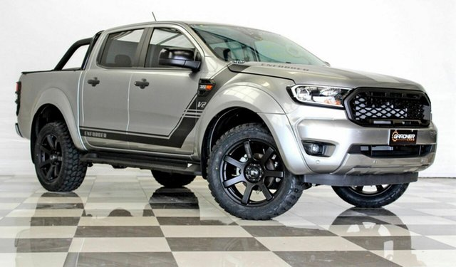 Used Ford Ranger PX MkIII MY19.75 XLS 3.2 (4x4), 2019 Ford Ranger PX MkIII MY19.75 XLS 3.2 (4x4) Silver 6 Speed Automatic Double Cab Pickup