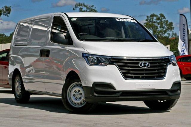 Used Hyundai iLOAD TQ4 MY19 , 2018 Hyundai iLOAD TQ4 MY19 White 5 Speed Automatic Van