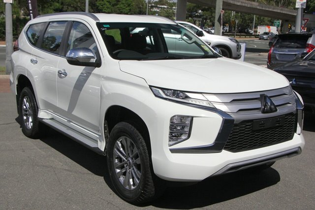 New Mitsubishi Pajero Sport QF MY20 GLX, 2020 Mitsubishi Pajero Sport QF MY20 GLX White 8 Speed Sports Automatic Wagon