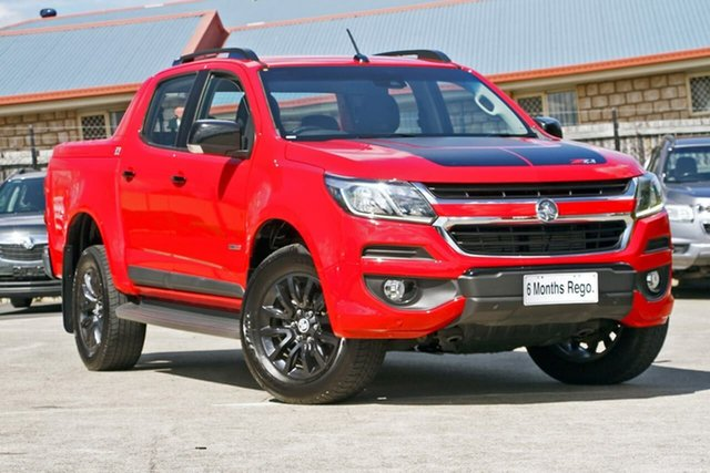 Used Holden Colorado RG MY17 Z71 Pickup Crew Cab, 2017 Holden Colorado RG MY17 Z71 Pickup Crew Cab Red 6 Speed Sports Automatic Utility