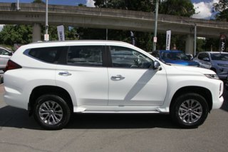 2020 Mitsubishi Pajero Sport QF MY20 GLX White 8 Speed Sports Automatic Wagon.