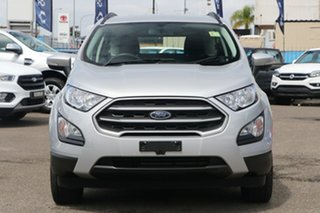 2019 Ford Ecosport BL 2019.25MY Trend Silver 6 Speed Automatic Wagon