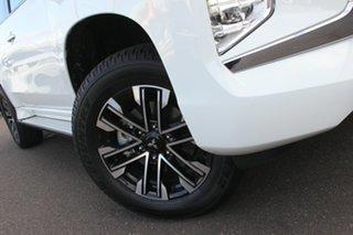 2020 Mitsubishi Pajero Sport QF MY20 Exceed White 8 Speed Sports Automatic Wagon.