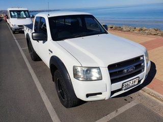 2008 Ford Ranger PJ XL Super Cab White 5 Speed Manual Utility.
