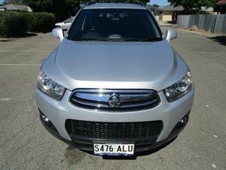 2012 Holden Captiva CG Series II 7 CX (4x4) 6 Speed Automatic Wagon.