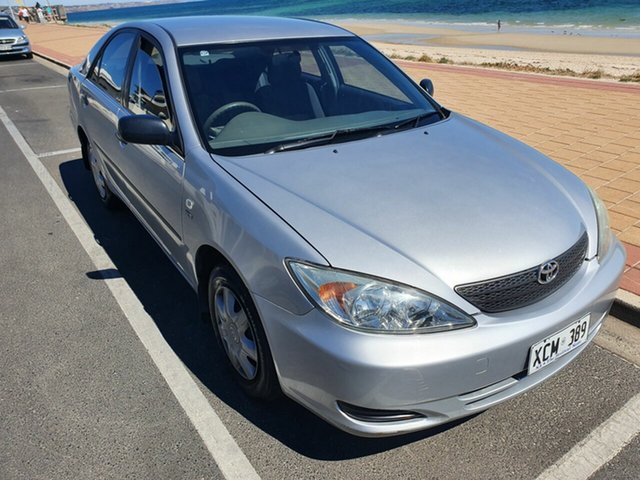 Used Toyota Camry ACV36R Altise, 2003 Toyota Camry ACV36R Altise Silver 4 Speed Automatic Sedan