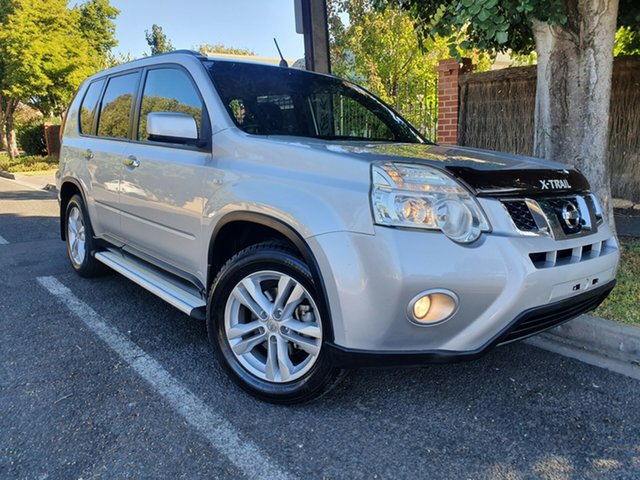 Used Nissan X-Trail T31 Series IV ST 2WD, 2011 Nissan X-Trail T31 Series IV ST 2WD Silver 1 Speed Constant Variable Wagon