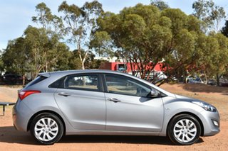2014 Hyundai i30 GD2 Active Grey 6 Speed Sports Automatic Hatchback.