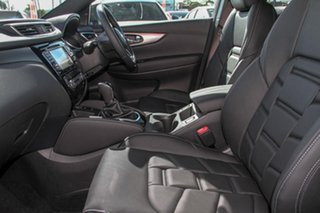 2019 Nissan Qashqai J11 Series 2 Ti X-tronic Ivory Pearl 1 Speed Constant Variable Wagon