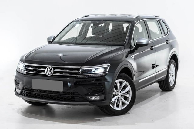 Used Volkswagen Tiguan 5N MY19.5 132TSI DSG 4MOTION Comfortline, 2019 Volkswagen Tiguan 5N MY19.5 132TSI DSG 4MOTION Comfortline Black 7 Speed