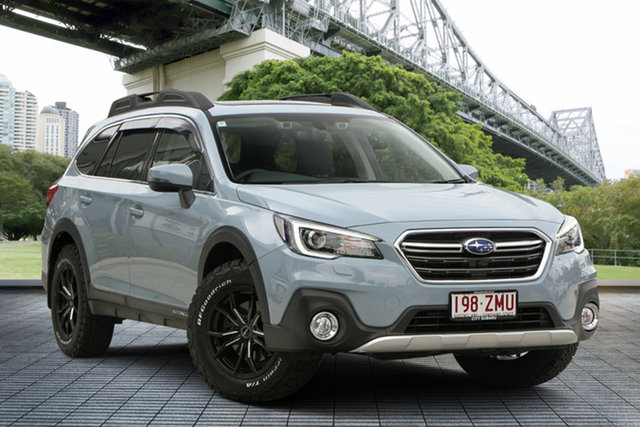 Demo Subaru Outback B6A MY20 2.5i CVT AWD Premium, 2019 Subaru Outback B6A MY20 2.5i CVT AWD Premium Cool Grey 7 Speed Constant Variable Wagon