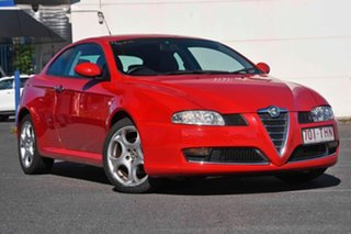 2008 Alfa Romeo GT JTS Red 5 Speed Manual Coupe.