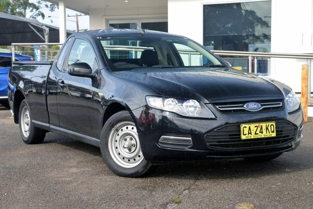 Used Ford Falcon FG MkII EcoLPi Ute Super Cab, 2014 Ford Falcon FG MkII EcoLPi Ute Super Cab Black 6 Speed Automatic Utility
