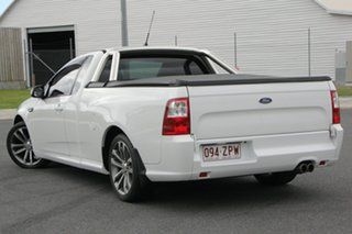 2016 Ford Falcon FG X XR6 White 6 Speed Manual Utility.