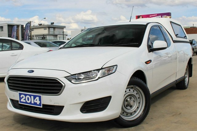 Used Ford Falcon FG X Ute Super Cab, 2014 Ford Falcon FG X Ute Super Cab White 6 Speed Sports Automatic Utility